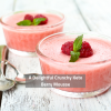A Delightful Crunchy Keto Berry Mousse