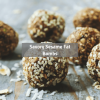 Savory Sesame Fat Bombs