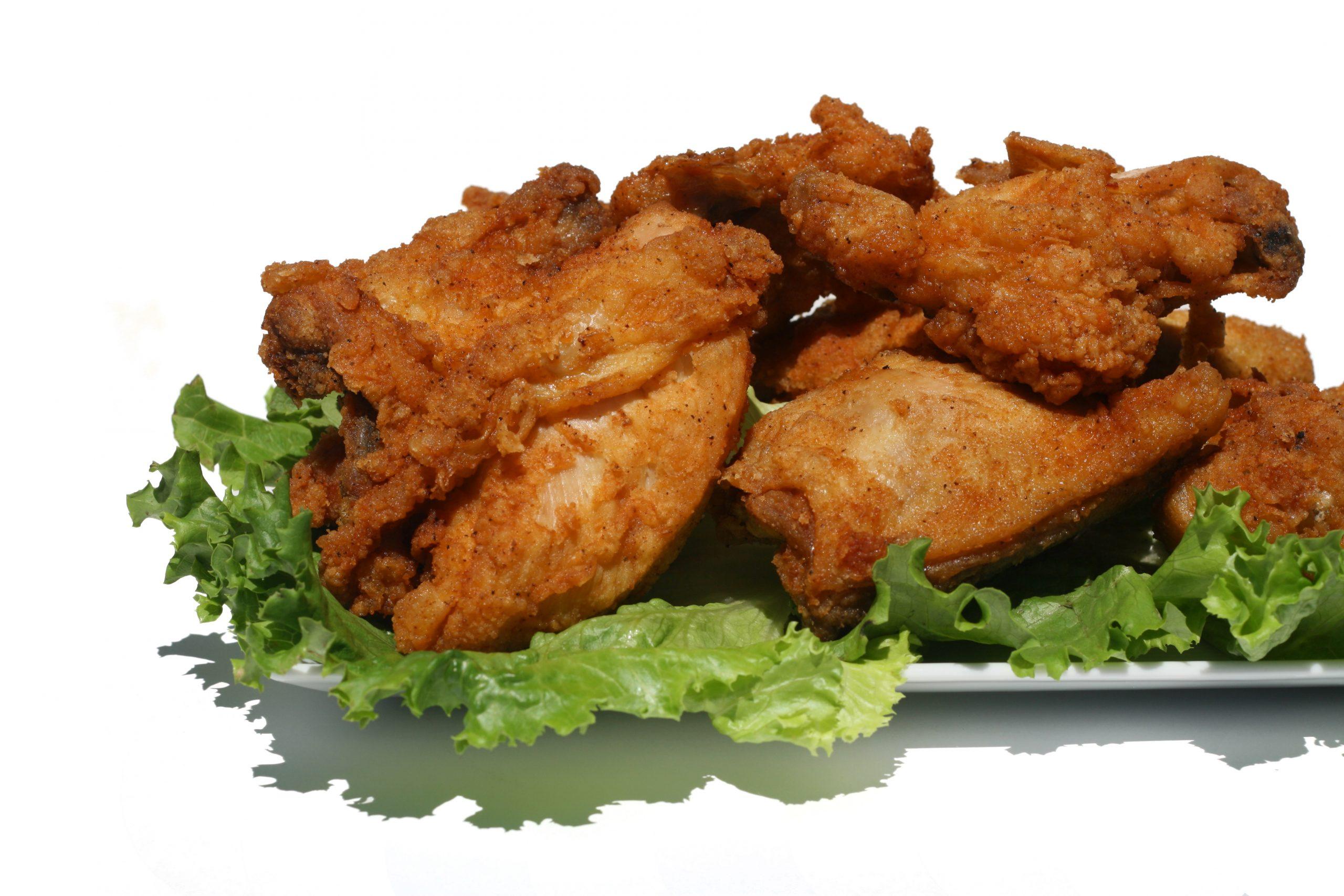 Keto Southern Fried Chicken